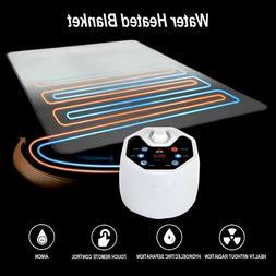 bed warmer water heated mattress pad water