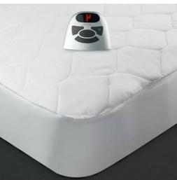 "Biddeford Blankets Quilted Heated Mattress Pad TWIN 39"" x 75"