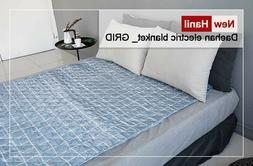 New Hanil Electric Heated Mattress Pad,Heated Blanket 110V