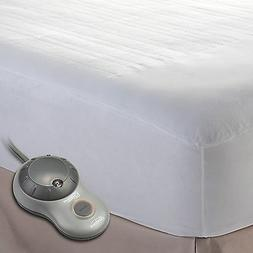 Sunbeam Heated Mattress Pad, King - King Size - 10 Hour  -