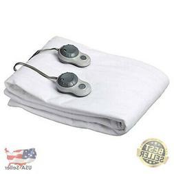 heated mattress pad queen