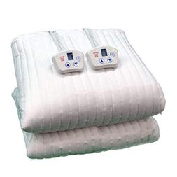 Electrowarmth Heated Mattress Pad-Short Queen, dual  control