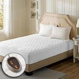Beautyrest Heated Mattress Pad Warmer Twin XL 5 Settings Aut