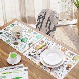 Home PVC Anti-skid Pad Insulation Pad Heating Pad Kitchen Ma