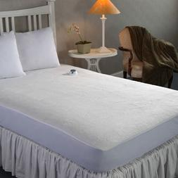 PERFECT FIT Invisiwire Waterproof Warming / Heating Mattress