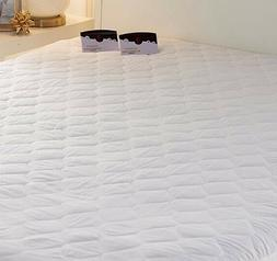 Biddeford KING Size Electric Heated QUILTED Mattress Pad War