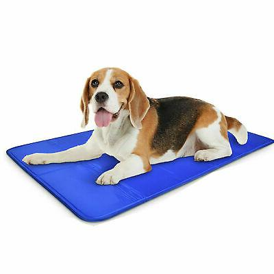 2Pc Dog Self Pad Bed For Body Heat