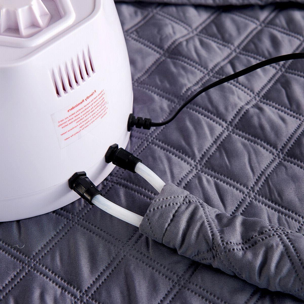 Bed Warmer Mattress Warming Topper