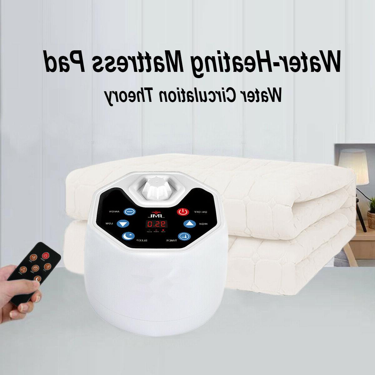 electric heated blanket heating mattress water circulation