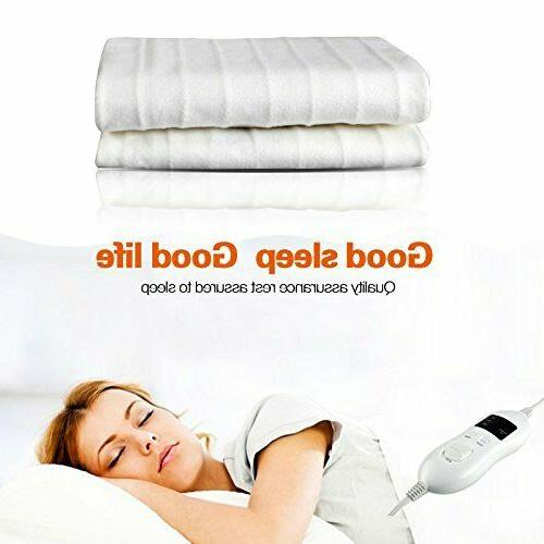 Cesobey Electric Mattress Pad Deep Electric Heating Bed