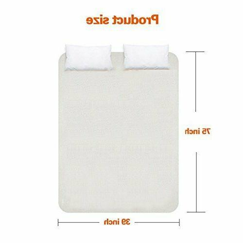 Cesobey Electric Pad Heating Bed Toppers