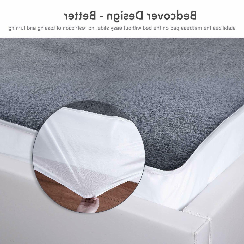 Heated Mattress Blanket Timer, 10 Heat Queen