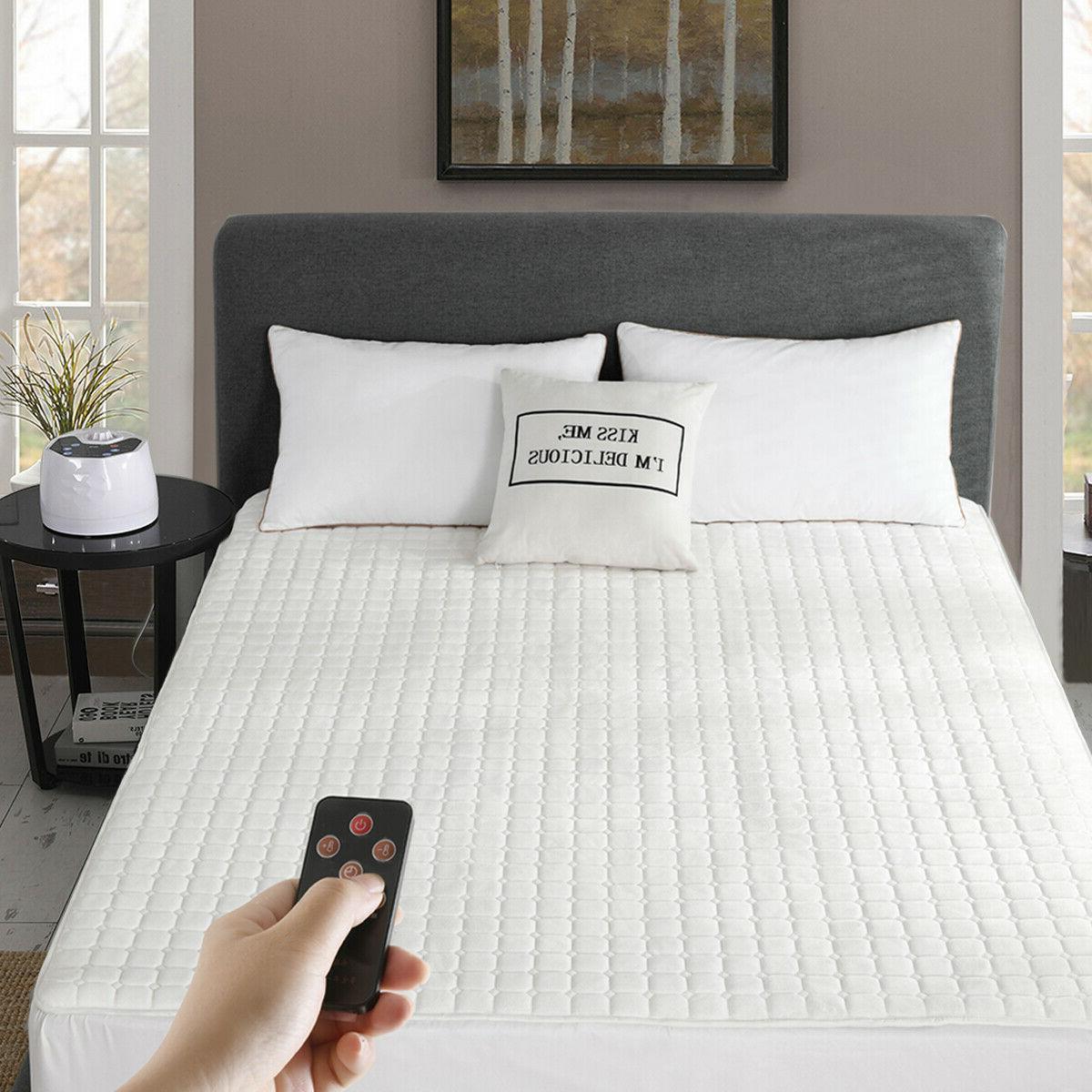 Intelligent Heated Blanket Heating Pad Circulation