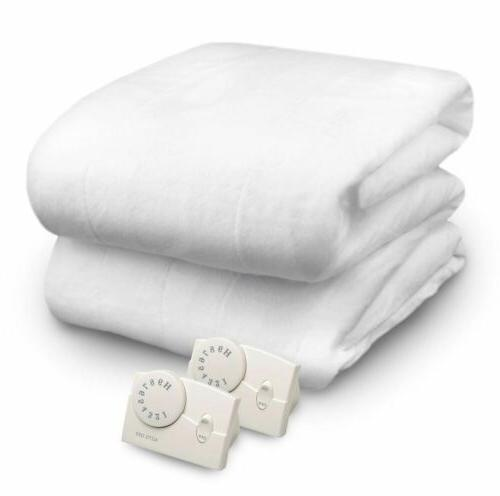 king size electric heated mattress pad cover