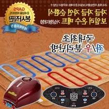 GAPS ONSU Hot Water Heating Mattress/Floor Combo Thick Pad -