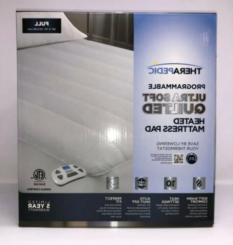 programmable heated mattress pad full ultra soft