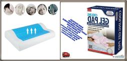 Multi Uses Cool Bed Pad Heat Reduction Sunburn Cooling Mattr