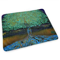 Troy Tyson Portable Changing Pad Tree of Life Baby Waterproo