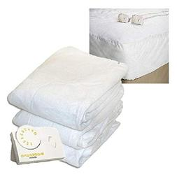 Pure Warmth by Biddeford Twin Size Electric Heated Mattress