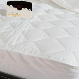 Biddeford Quilted Electric Heated Mattress Pad Twin Full Que