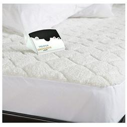 Biddeford Quilted Sherpa Electric Heated Mattress Pad Twin F
