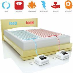 Perfect Sleep Pad Temperature Controlled Mattress Pad Dual H