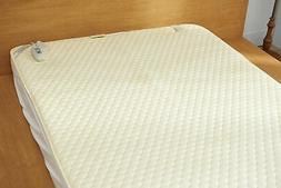 Shield Life TheraMat Far Infrared Heated Mattress Pad - fits