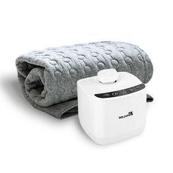 Parklon Washable Warm Water Heated Underblanket_Fabric Beige